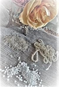 忘れられなくて… - Bijoux  du  Bonheur ~ビジュー ドゥ ボヌール~