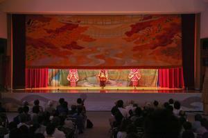 創作劇「別離(わかれ)二つ」最終公演 - 村の記憶 iya japan