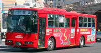 JR九州バス U-UA440LSN - 研究所第二車庫