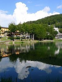 山の上の湖 (Lago Cerreto) - エミリアからの便り