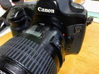 Canon 5Dが突然の臨終でした。 - 設計事務所 arkilab
