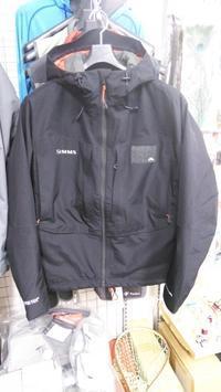 シムスSIMMSのジャケット入荷しました - フライフィッシングショップ  ループノット です