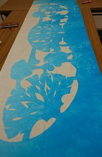 ボーダーしつけ NKさん - ほっと一息・・~Sakura's Hawaiian QuiltⅡ
