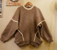 Ladies knit sweater - carboots