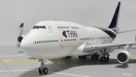タイ国際航空 B747-400 - 趣味散策