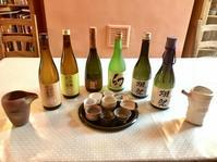 自宅で日本酒パーティー。 - ハギスはお好き?