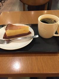 久しぶりのチーズケーキ - 空色のココロ~小さな幸せを探して~