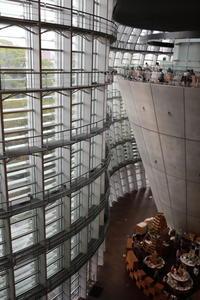 【国立新美術館】【TOKYO SOUND EXPERIENCE】 - うろ子とカメラ。