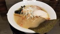 麺道しゅはり六甲道本店潮らぁめん - 拉麺BLUES