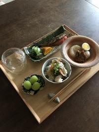 朝ご飯と女子高生のお弁当 - マレエモンテの日々
