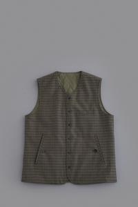 STILL BY HAND Thinsulate Reversible Vest - un.regard.moderne