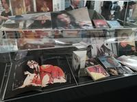 隨風不逝 張國榮2018記念展 親筆收藏品@走馬燈 - 香港貧乏旅日記 時々レスリー・チャン