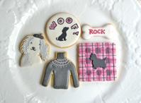 Rosey fun lesson Dog - 調布の小さな手作りお菓子教室 アトリエタルトタタン