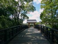 池田城跡公園 - Blue Planet Cafe  青い地球を散歩する