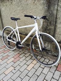 クロスライン中古自転車完成! - 自転車屋 TRIPBIKE