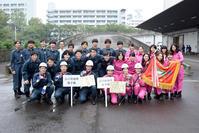 自衛消防審査会女子隊優勝は立川市役所でした! - 立川のいまはここ