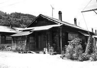 1983年に弟と訪れた故郷の炭鉱住宅 - 照片画廊