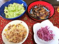 韓国家庭料理で鑑賞会 - ソーニャの食べればご機嫌