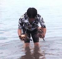 【ヨーキー七夕】 レオンパパ&ディーン君と一緒に海水浴♪② - ARTY NOEL