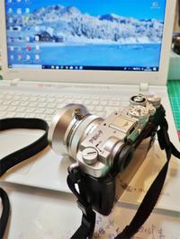 オリンパスペンFの常用レンズに17ミリレンズを装着しました - 浦佐地域づくり協議会のブログ