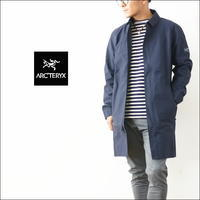 ARC'TERYX [アークテリクス正規代理店] Keppel Trench Coat Men's [19718] ケッペル トレンチコート メンズ MEN'S - refalt blog