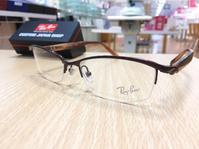レイバンフレーム入荷しましたメガネのノハラ京都ファミリー店遠近両用体験ブース - メガネのノハラ 京都ファミリー店 staffblog@nohara