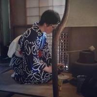石川文子さんの抹茶 - 出町マルクト
