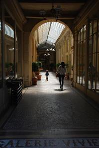 Galerie Vivienne/旅/パリ - 建築事務所は日々考える