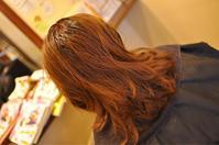 エアウェーブ で ふんわりパーマ - 観音寺市 美容室 accha