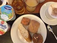 インターコンチネンタル ワルシャワでの朝食 - せっかく行く海外旅行のために