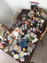 冷蔵庫の整理収納(実例) - すてきせいかつ