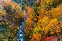 みちのく紅葉景色7 - みちのくの大自然