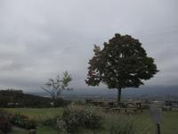 安曇野で歌ってきた10月11日(木) - 雲居