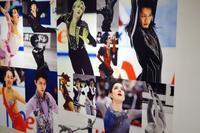 フィギュアの季節です「NHK杯銀板の軌跡展」へ - リズムのある暮らし