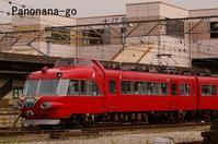 名鉄パノラマカーのいた物語~大江駅、2007年~ - ちょっくら、そのへんまで。な日常。