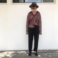 こんな着方も良いかと思います。 - 「NoT kyomachi」はレディース専門のアメリカ古着の店です。アメリカで直接買い付けたvintage 古着やレギュラー古着、Antique、コーディネート等を紹介していきます。
