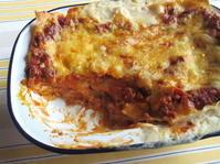 <イギリス料理・レシピ> ラザニア【Lasagne】 - イギリスの食、イギリスの料理&菓子