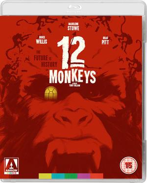 日々雑感 10月12日 10/15にイギリスで「12モンキーズ」の4Kリマスター盤が出る。 - Suzuki-Riの道楽