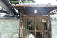 和歌山市の堀止西と今福の周辺を歩く - レトロな建物を訪ねて