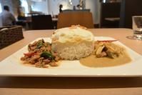 7月にオープンしたおしゃれなカフェ風タイ料理 PINTO - 今日はなに食べる? ☆大阪北新地ランチ