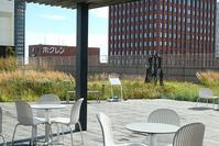 号外駅前ビルの屋上にも秋が・・・・・「そらのガーデン」 - ワイン好きの料理おたく 雑記帳