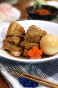 コトコト角煮の季節です♪ - KICHI,KITCHEN 2
