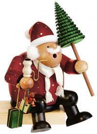 ドイツの煙だし人形、くるみ割り人形、キャンドルピラミッド受注します。 - ベルギーの小さなおみせ PERIPICCOLI