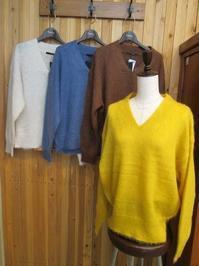 NEW★モヘヤニット【鳥取店】 - flossy staff blog