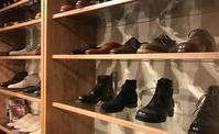 本日、10/13(土)は荒井弘史氏の入店日です。 - Shoe Care & Shoe Order 「FANS.浅草本店」M.Mowbray Shop