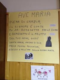 カテキズモ始まる@6歳11ヶ月 - ボローニャとシチリアのあいだで2