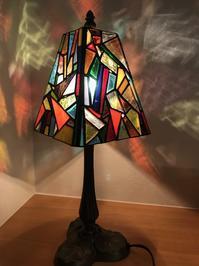 モザイクランプ - Glass in