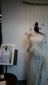 吉田まさえ手織り服展【愉しく纏う】 - SAORI本部の日々