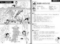 東北大震災の学習漫画 - 血染めの鉄鎚!