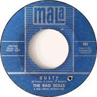 The Rag Dolls ‎– Dusty / Hey, Hoagy - まわるよレコード ACE WAX COLLECTORS